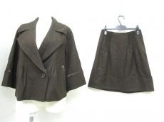 YUMAKOSHINO(ユマコシノ)のスカートスーツ