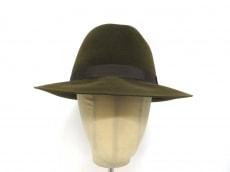 文次郎(ブンジロウ)の帽子