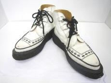 George Cox(ジョージコックス)のブーツ