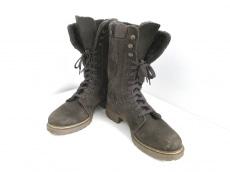 STEFANO GAMBA(ステファノガンバ)/ブーツ