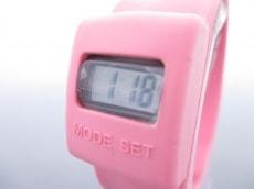 COMMEdesGARCONS(コムデギャルソン)の腕時計