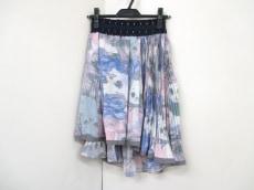 ahcahcummuchacha(アチャチュムムチャチャ)のスカート