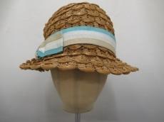 AnyaHindmarch(アニヤハインドマーチ)の帽子