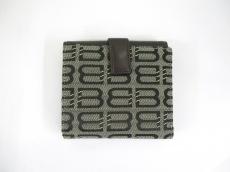BALENCIAGA BB(バレンシアガライセンス)のWホック財布