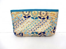 Fatima Morocco(ファティマモロッコ)のセカンドバッグ