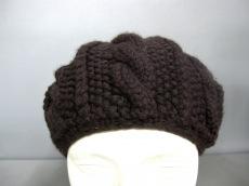 PINCEAU(パンソー)の帽子