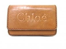 Chloe(クロエ)の名刺入れ
