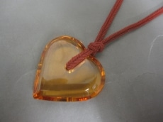 Baccarat(バカラ)のネックレス