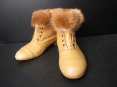 BalconyandBed(バルコニーアンドベッド)のブーツ