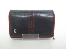 Roberta di camerino(ロベルタ ディ カメリーノ)の2つ折り財布
