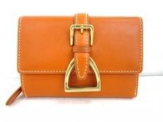 RalphLauren collection PURPLE LABEL(ラルフローレンコレクション パープルレーベル)の2つ折り財布