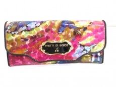 FRUTTIDIBOSCO(フルッティ ディ ボスコ)の長財布