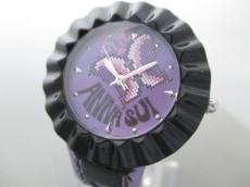 ANNASUI(アナスイ)の腕時計