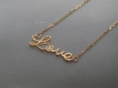 LOVE&HATE(ラブアンドヘイト)のネックレス