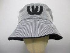 M・U・SPORTS(ミエコウエサコ)の帽子