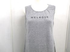 MELROSE(メルローズ)のワンピース