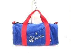 GOLD 24karats Diggers(ゴールドトゥエンティーフォーカラッツディガーズ)のハンドバッグ