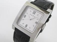 Gres(グレ)の腕時計