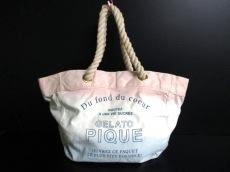 gelato pique(ジェラートピケ)のショルダーバッグ