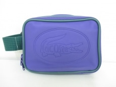 Lacoste(ラコステ)のセカンドバッグ