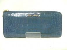 miumiu(ミュウミュウ)の長財布