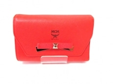 MCM(エムシーエム)の3つ折り財布