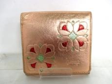 JOCOMOMOLA(ホコモモラ)/2つ折り財布