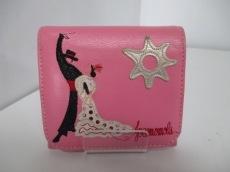 JOCOMOMOLA(ホコモモラ)の2つ折り財布