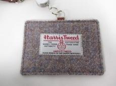 Harris Tweed(ハリスツイード)のパスケース