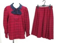 Leilian(レリアン)のスカートセットアップ