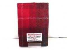 Harris Tweed(ハリスツイード)の手帳