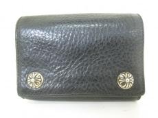 Chromehearts(クロムハーツ)の3つ折り財布