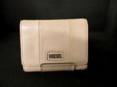 DIESEL(ディーゼル)/Wホック財布