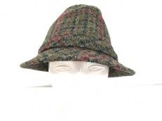 HarrisTweed(ハリスツイード)の帽子