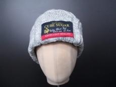 CUBESUGAR(キューブシュガー)の帽子