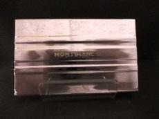 MONTBLANC(モンブラン)の名刺入れ