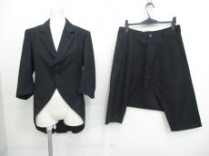 BLACK COMMEdesGARCONS(ブラックコムデギャルソン)のレディースパンツスーツ