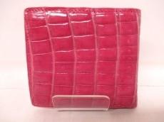 Crocodile Skin(クロコダイルスキン)/2つ折り財布