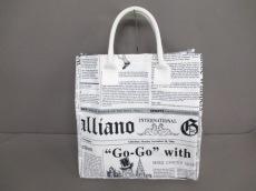 JOHN GALLIANO(ジョンガリアーノ)のトートバッグ