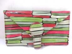 JOCOMOMOLA(ホコモモラ)の長財布