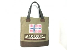 NAPAPIJRI(ナパピリ)のトートバッグ