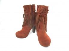 Bouvardia(ブバルディア)のブーツ