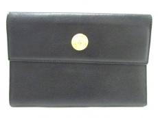 GIANNIVERSACE(ジャンニヴェルサーチ)の3つ折り財布
