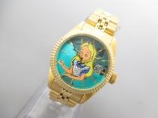 ahcahcummuchacha(アチャチュムムチャチャ)の腕時計