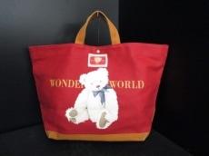 WONDERFUL WORLD(ワンダフルワールド)のトートバッグ