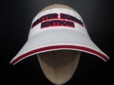 MASTER BUNNY EDITION by PEARLY GATES(マスターバニーエディションバイパーリーゲイツ)の帽子