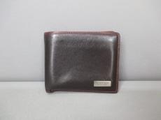 BurberryBlackLabel(バーバリーブラックレーベル)の2つ折り財布