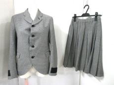 BLACK COMMEdesGARCONS(ブラックコムデギャルソン)のスカートスーツ