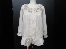 Rose Tiara(ローズティアラ)のシャツブラウス