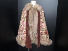 victorian maiden(ヴィクトリアンメイデン)のポンチョ